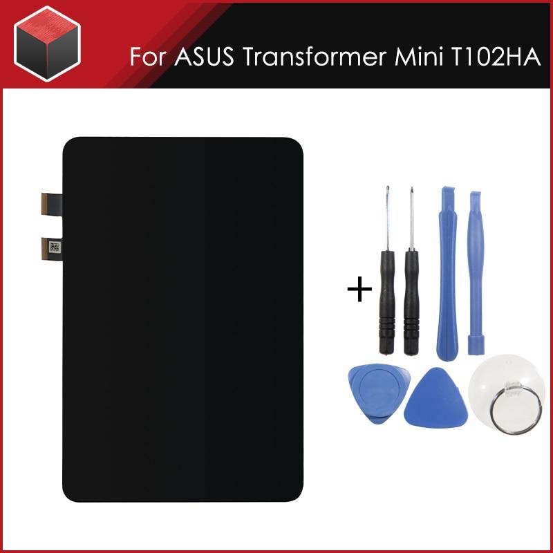 """10,1 """"lcd Für Asus Transformator Mini T102ha T102h T102 Ha Lcd Display Touchscreen Digitizer Sensor Tablet Pc Montage Teile Werkzeug Zu Verkaufen"""