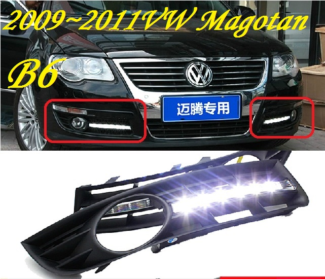 LED,2006~2011 Magotan day Light,Magotan fog light,Magotan headlight,sharan,Golf7,routan,polo,passat,Magotan Taillight,Passat B6 tiguan taillight 2017 2018year led free ship ouareg sharan golf7 routan saveiro polo passat magotan jetta vento tiguan rear lamp