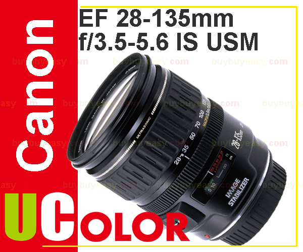 Canon EF 28-135mm F/3.5-5.6 IS USM Lens for 70D 7D 6D 5D MK III 700D 650D 60D metal camera tripod ring mount c wii for canon ef 70 300mm f 4 5 5 6l is usm lens