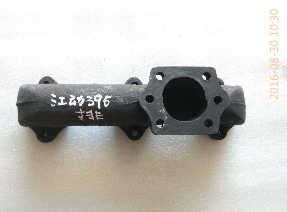 Jiangdong TY395IT parts, the exhaust manifold, part number: jiangdong ty395it parts the exhaust manifold part number