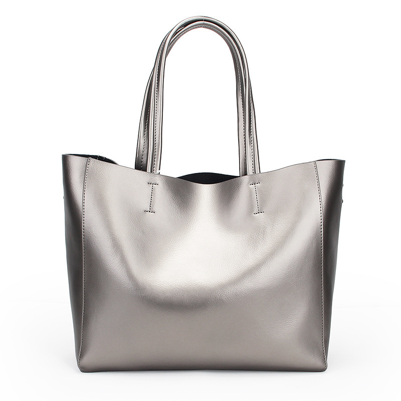 купить New Fashion Women Composite Bag Designer Handbags Woman Leather Bags Handbags Women Famous Brands Shoulder Bag Set Sac Sliver по цене 3987.37 рублей