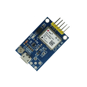 2019 1PC GPS module NEO-7N instead of NEO-6M UBLOX satellite positioner navigation for Arduino/STM32/51(China)