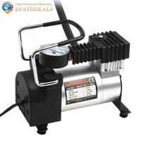 Portable Air Compressor Heavy Duty 12V 140PSI 965kPA Pump Electric Tire Inflator Car Care Tool