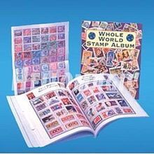 Magic Famous Stamp Album Trick Easy Adults Children Schools Party Stage Close up Magia Toys Classic Joke Gadget