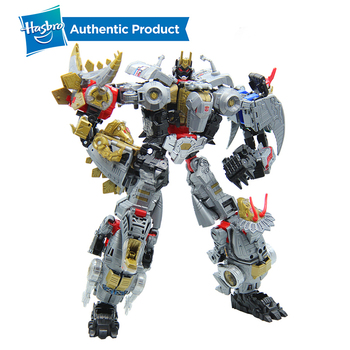 Hasbro Transformers Toys Generations Titans Return Leader Class Autobot Blaster Action Figure Collection Model Boy Car Doll transformers toys the last knight premier edition steelbane deluxe dinobot slug autobot sqweeks action figures collection model
