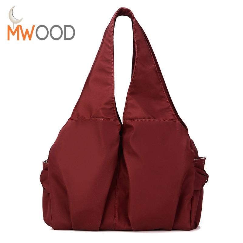 casuais simples viagem bolsa de Material Principal : Nylon