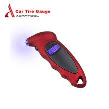 0-150 фунтов/кв. дюйм, красные манометры, цифровой измеритель давления воздуха в шинах, для автомобилей, грузовиков, велосипедов, с подсветкой, ЖК-дисплей, автоматический барометр, тестер давления