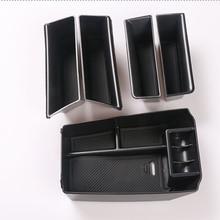 Carmonsons для Mercedes Benz GLK Class X204 GLK200 220 250 300 350 центральный подлокотник коробка для хранения Контейнер держатель лоток аксессуары