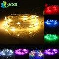 3 M LED Hadas de la Secuencia de Pétalos De Luz A Prueba de agua Lámpara de la Fiesta de Navidad Árbol Decoración De La Boda