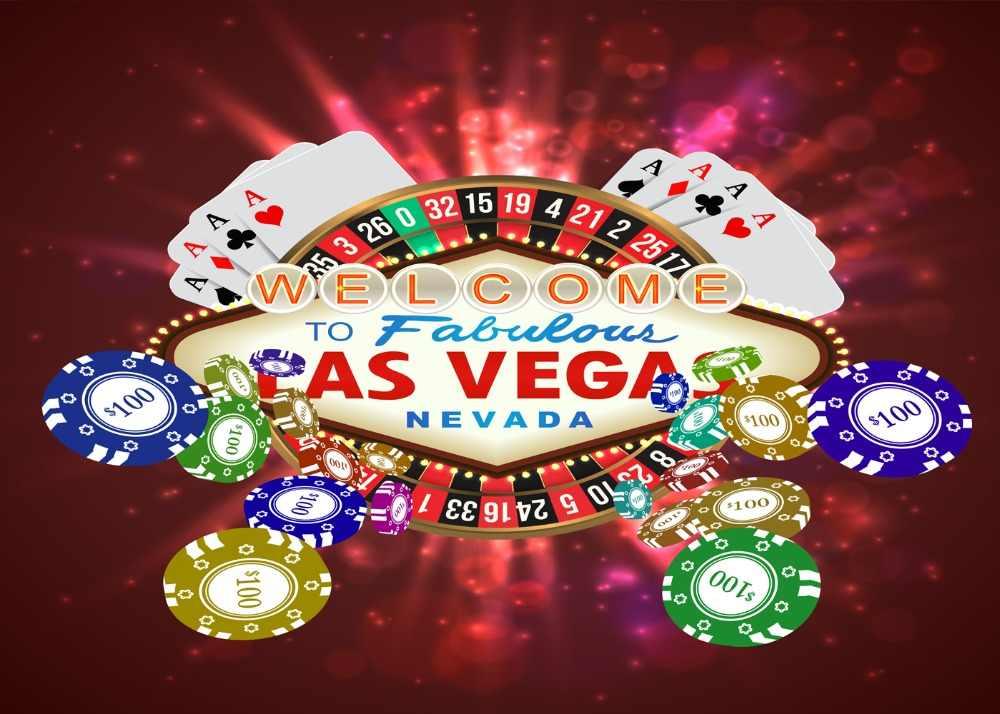 Capisco vinyl fotografia tło casino Las Vegas karty wspaniałe przyjęcie tło photobooth photocall wystrój drukowane niestandardowe