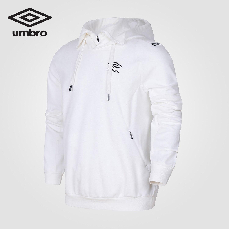 Umbro Men New Sports Wear Long Sleeved Hooded Sweater Skateboard Hoodie Skateboarding Jacket Running Sportsuit UI183AP2413