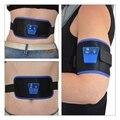 Top qualidade! cuidados de saúde slimming body massage cinto ab gymnic eletrônico cintura muscular do braço perna massager belt