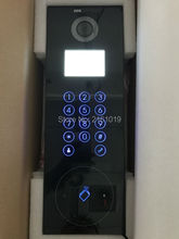 Hikvision HD Video Access Control DS-KD8102-2(KD8102-V)Video Door Station,Touch the button,IC card;password open door;