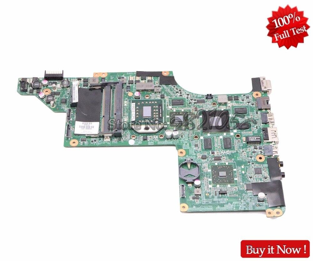 NOKOTION pour HP pavillon DV7-4000 ordinateur portable carte mère 615687-001 DA0LX8MB6D1 carte principale Socket S1 HD5650 1 GB CPU gratuit