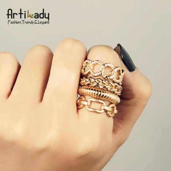 Rings fashion  Aliexpress.com : Buy Artilady 18k gold love heart ring valentines ...