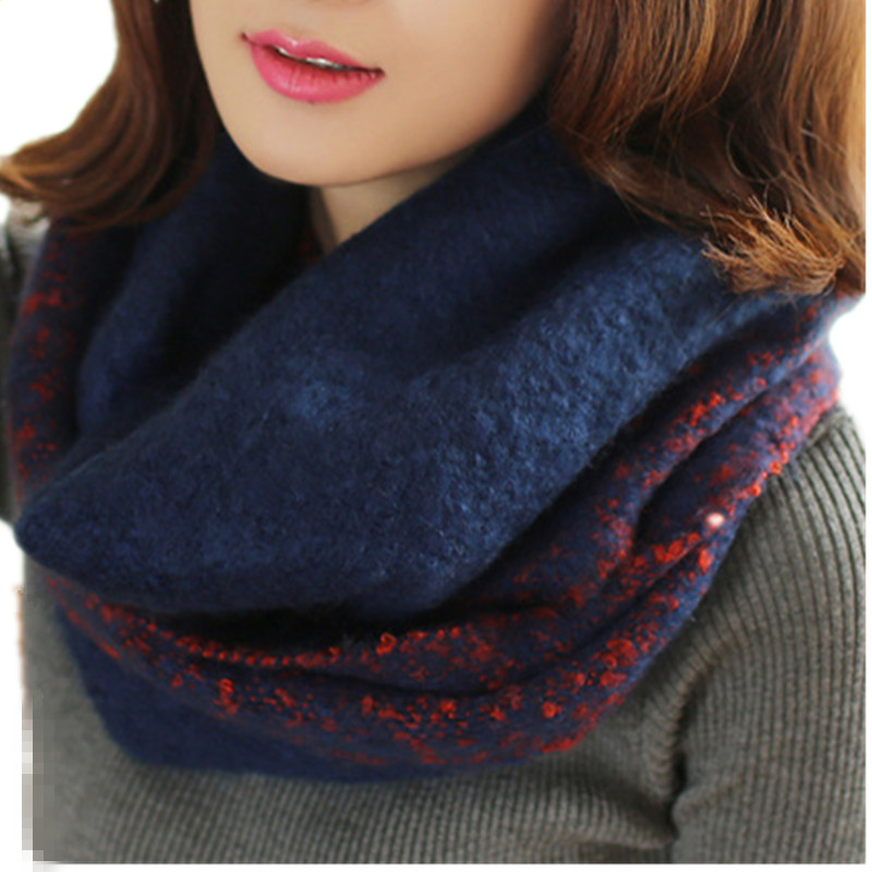 2016 winter thick warm faux lic for scarves