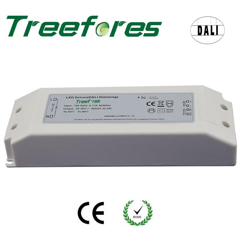 10 W 15 W 30 W 36 W 45 W DC 12 V 24 V DALI Stmívatelný LED transformátor Napájecí zdroj Stmívání LED Řídicí adaptér