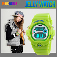 Skmei Watch Time EL Light Outdoors Sports Fashion Digital Multifunction