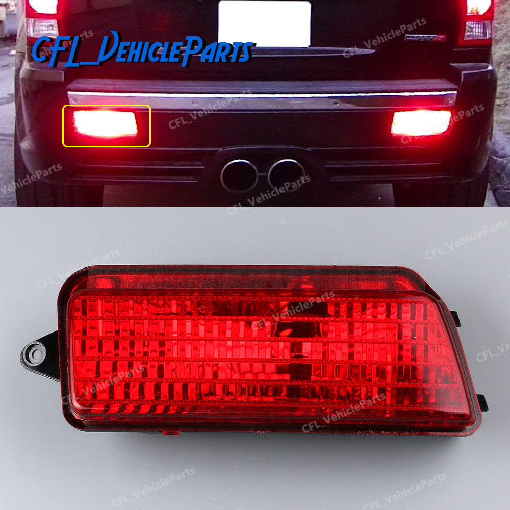 Left Rear Driver Fog Lamp Light 55156103AA For Jeep Grand Cherokee 2011 2012 2013-in Signal Lamp from Automobiles & Motorcycles    1