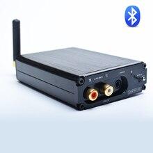JIE CHUANG SQ1 Decodificador Receptor de Áudio Bluetooth 4.0 Versão Suporta APT-X CSR8670 Lossless DAC OPA2604 com Adaptador de Energia 2017