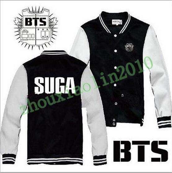 Women's Clothing Sweatshirts Kpop BTS Young Forever Jacket Sweatshirts Suga V Jimin Jungkook K Pop BTS Women Jersey Sweatshirt
