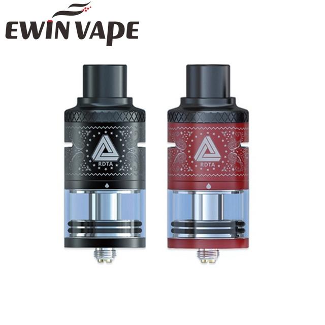 Cigarro eletrônico ijoy ilimitadas rdta mais 2 estilo pós deck 6.3 ml atomizador rebuildable tanque clearomizer vaporizador vape
