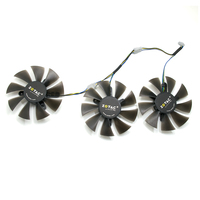 85mm 4Pin GFY09010E12SPA 42mm 0.5A Cooler Fan Replace For ZOTAC GTX1060 6GB GTX 1070 Mini GTX 1050Ti Graphics Card Cooling Fan