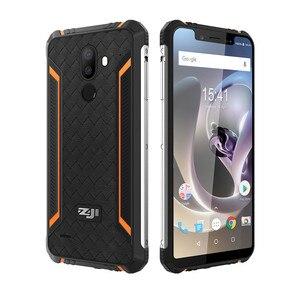"""Image 4 - الهاتف الذكي HOMTOM ZOJI Z33 IP68 مقاوم للماء MT6739 1.5GHZ 3GB 32GB 4600mAh 5.85 """"المزدوج سيم أندرويد 8.1 OTA OTG الوجه معرف الهواتف المحمولة"""