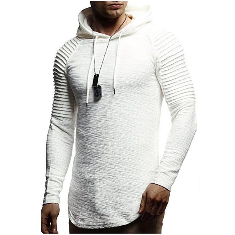 aa01af308 US $13.38 45% OFF 2018 New Mens Hoodies Brand Fashion Men Solid Color  Sweatshirt Male Hoody Hip Hop Autumn Winter Hoodie Mens Pullover XXXL-in  Hoodies ...
