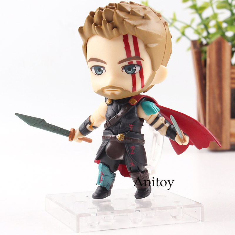 Marvel Avengers Infinity War Action Figure Thor Odinson Nendoroid 863 PVC Figurine Thor Hot Toys Collection Model Toy figurine