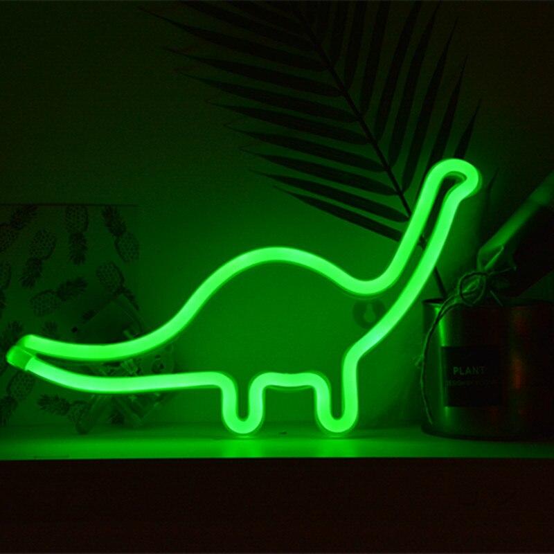 LED Neon Bulb Tube Light Dolphin/Cat/Dinosaur Lightning Novelty USB/AA Battery Power Lamp Home Decorate Luminary Bedside LightLED Neon Bulb Tube Light Dolphin/Cat/Dinosaur Lightning Novelty USB/AA Battery Power Lamp Home Decorate Luminary Bedside Light