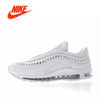 Original New Arrival Authentic Nike Air Max 97 Ultra '17 SI Men's Breathable Running Shoes Sneakers Good Quality AO2326 100