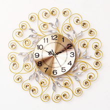 TY# 2886 Large fashion creative modern living room decoration art individuality watch mute quartz clock FREE SHIPPING