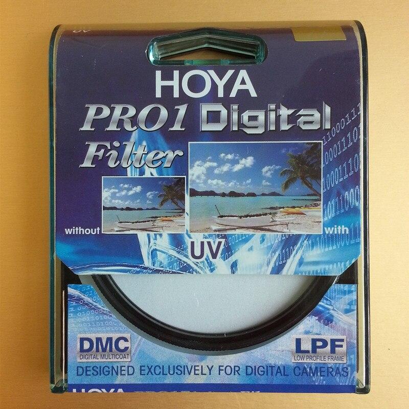 HOYA PRO1 Digital filtro UV 49 52 55 58 62 67 72 77 82mm de bajo perfil marco Pro 1 DMC UV (O) Multicoat para lente de la cámara