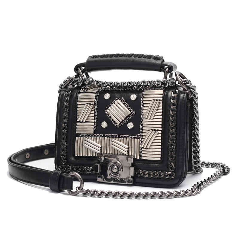 Women Messenge Bags 2017 New Fashion Female Leather Shoulder Bags Crossbody Bags Ladies Handbags Clutch Purses