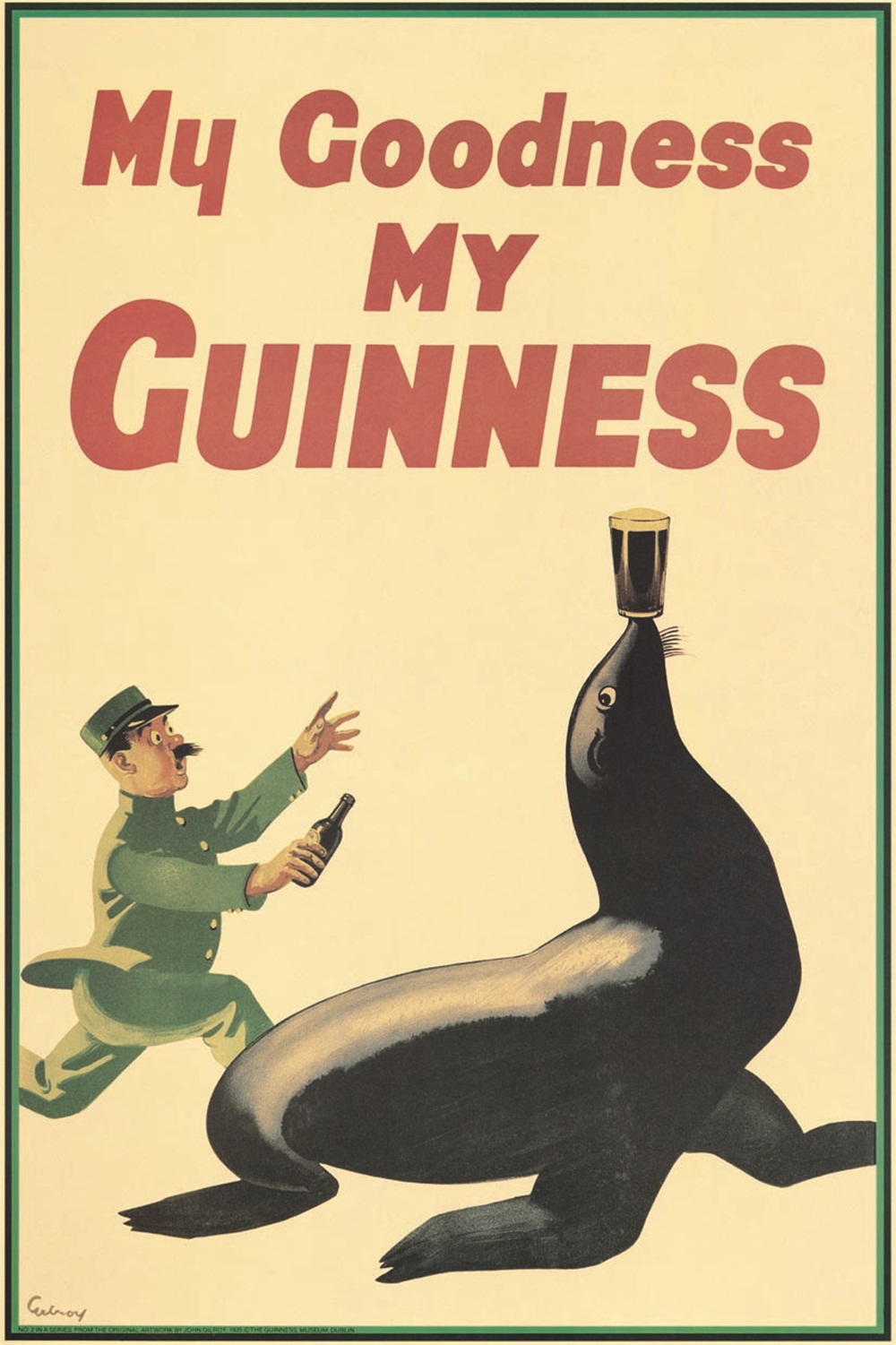 Dorable Guinness Wall Art Embellishment - Wall Art Collections ...