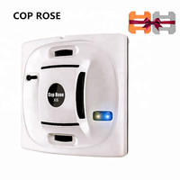 COP ROSE X6 Window Cleaning Robot X6, Magnetic Vacuum Cleaner, Anti falling,Remote Control, Auto Glass Washing, 3 Working Modes