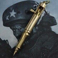 Ручной работы латунь гелевая ручка Bithday подарок коллекция ручка