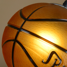 American retro creative personality basketball court restaurant and bar stadium store sports theme art decoration
