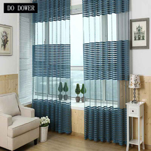 Buy horizontal striped curtains and get free shipping on ...