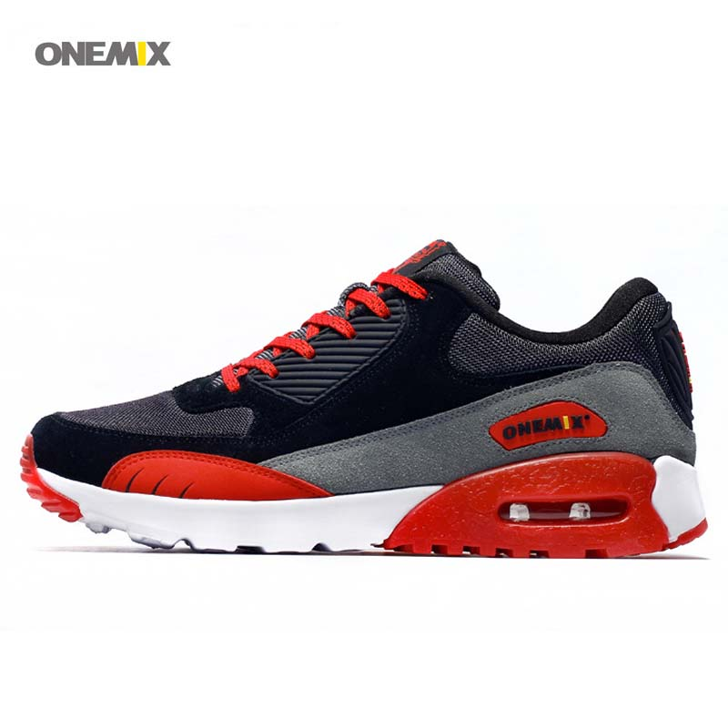 ФОТО ONEMIX Free 1065 wholesale athletic Men's Women's 90 Retro Mesh Sneaker Training Sport Running MAX shoes