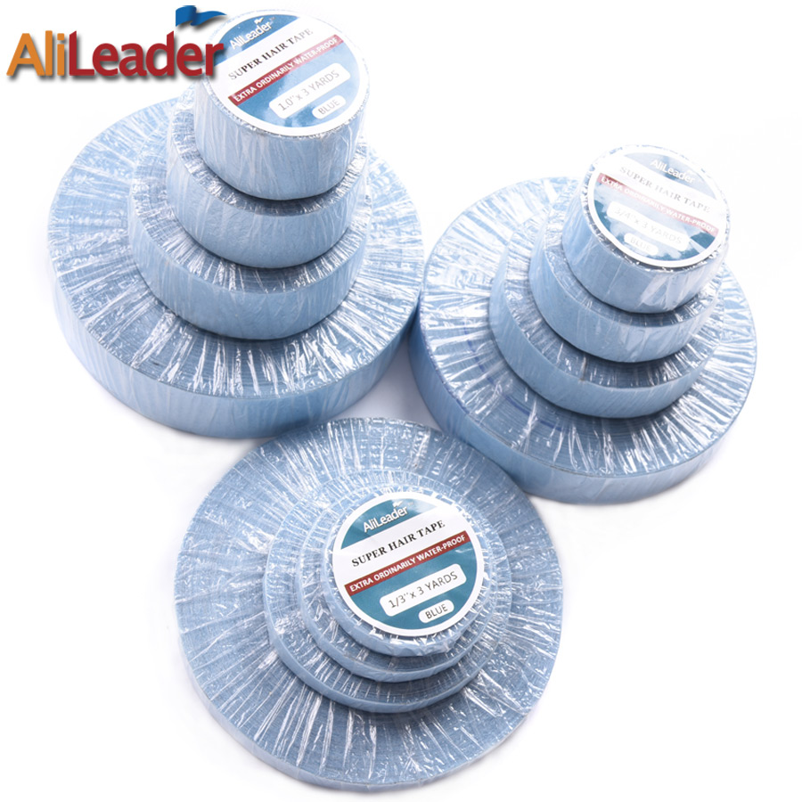 Ultra Hold Double Tape Hair Extension Lace Closure Glue Double Sided Adhesives Use Super Wig Glue For Lace Wig Walker Tape
