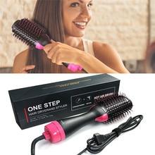 One Step Hair Dryer & Volumizer Hair Dryer & Volumizing Styler Comb 3-in-1 Brush