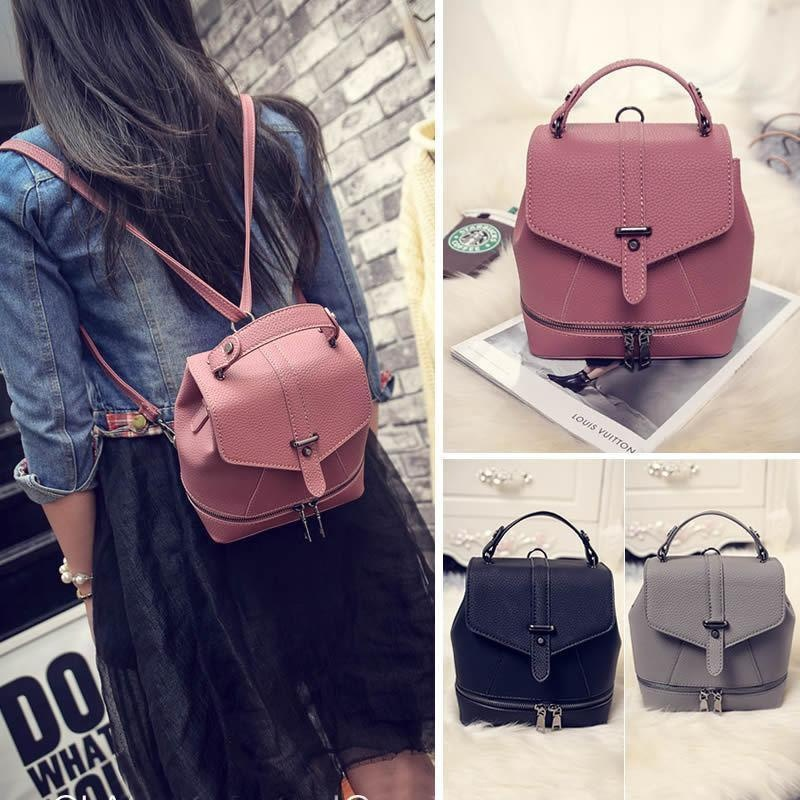 Popular Women Small Backpack Purse-Buy Cheap Women Small Backpack ...