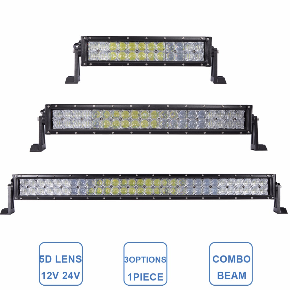 5D 120W 200W 300W Offroad LED Light Bar 14 22 32 Inch 12V 24V Car Truck Auto AWD Trailer Tractor 4X4 4WD Boat Wagon Driving Lamp шланг душевой argo agd 22 122c 200 d 200 1bl 20 24