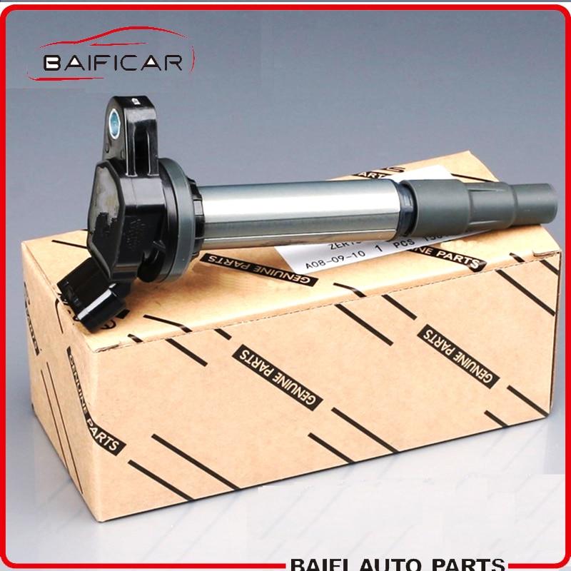 Baificar Фирменная Новинка настоящая катушка зажигания 90919-02258 для Защитные чехлы для сидений, сшитые специально для Toyota Corolla ZRE152 ZRE182R 2ZR-FE Матриц...