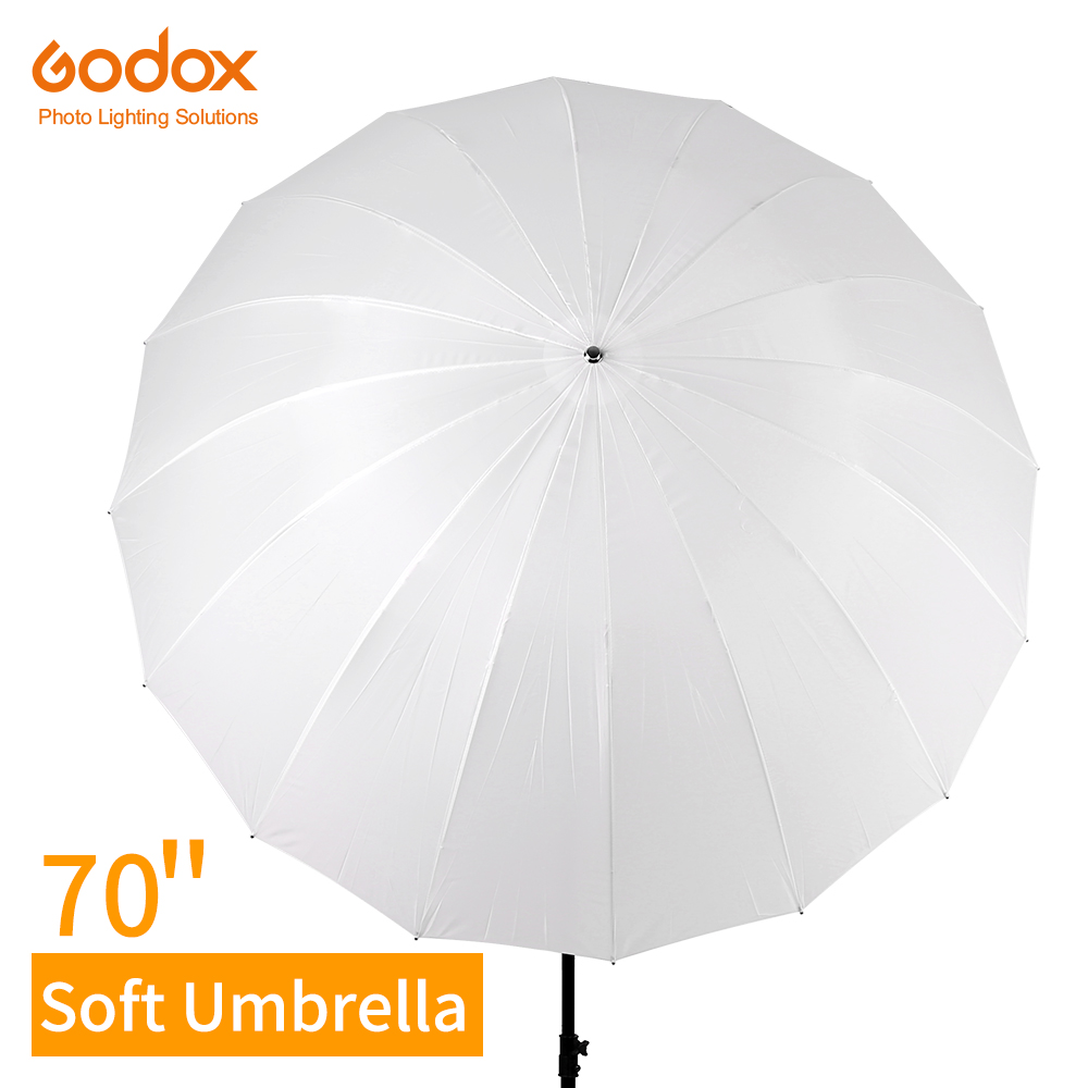 Godox 70 Quot 178cm Soft Umbrella White Diffusers Studio