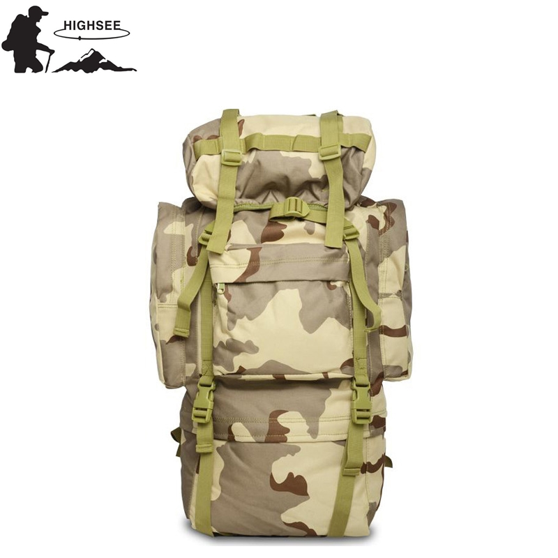 281b32deef2e Tactical Bag Men Military Backpack Bags Army Hiking Travel Waterproof  Camping Sport