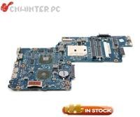 NOKOTION H000051780 For Toshiba Satellite C855D L850D C850D Laptop Motherboard 15 inch Socket FS1 DDR3 HD7600M GPU