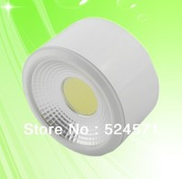 Wholesale New 85V 265V Black White Silver Shell 9W 12W 15W Dimmable COB Led Bulb Down